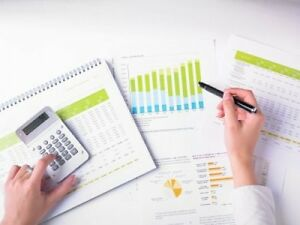 Accounting Statistics Finance Tutor