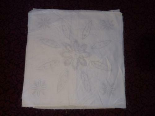 Stamped Cross Stitch Quilt Blocks Ebay