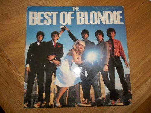 The Best Of Blondie Lp Albums Lps Ebay