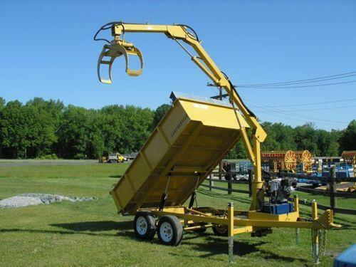 Dump Truck as well Early Christmas Shopping Ideas How About A 12 5 Scale Dump Truck Loader And Excavator in addition Container Side Loader Trailer For Sale besides Kw t800 lowboy csx additionally Redneck Home Remodels. on end dump tractor trailer