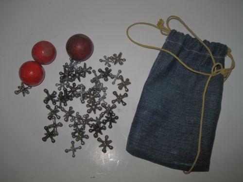 Vintage Jacks And Ball Ebay