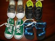 Toddler Boys Shoes Lot Size 5