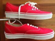 Womens Vans Shoes Size 8
