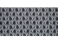 New Black Floral Lace Fabric [85cmx85cm].