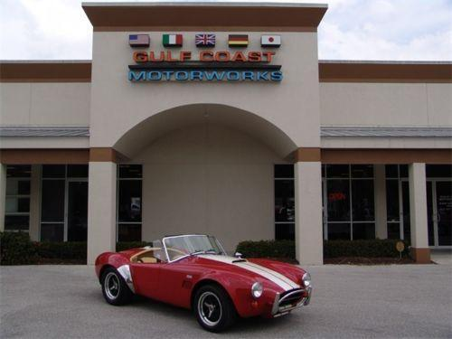 Shelby Cobra Kit Car Ebay