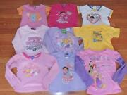 Girls 4T Shirt Lot