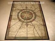 Compass Rug