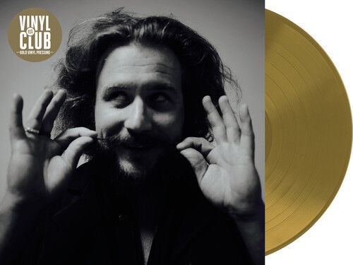 Jim James - Tribute To 2 [new Vinyl Lp] Colored Vinyl, Gold, Indie Exclusive, Di