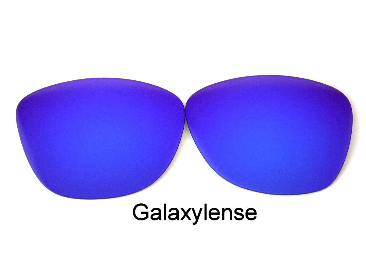 8fbad3f95c Details about Galaxy Replacement Lenses For Oakley Enduro Sunglasses Blue  Polarized