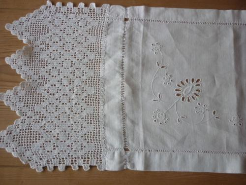 Lace Table Runner Ebay