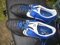 Sondico Football Studded Shoes Size 9