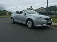 2007 57 VOLKSWAGEN EOS 2.0 TDI 140 DIESEL COMPARE OUR PRICE