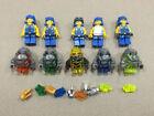 Rock Raiders Rock Raiders LEGO Minifigures