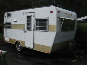 looking for decent condition camper