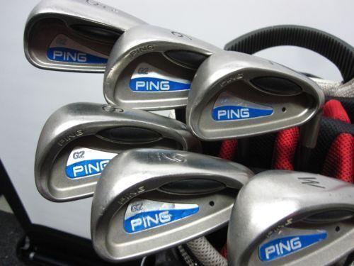 Ping G2 Iron Set Black Dot Ebay