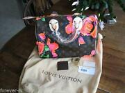 Louis Vuitton Roses Speedy