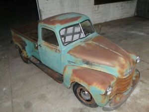 Looking for an older Chev or Ford half ton project