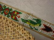 Indian Beaded Hat Bands