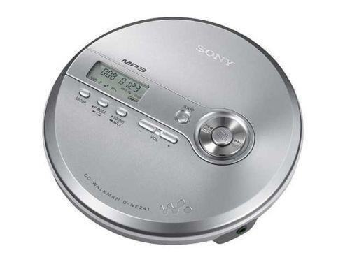 Sony portable cd mp3 player ebay - Mobile porta cd ...