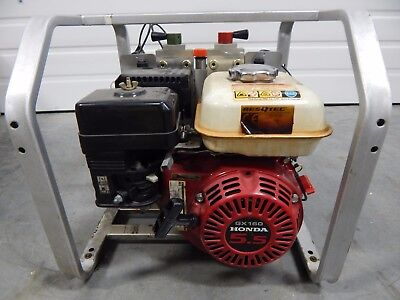 Resqtec Gas Portable Hydraulic Power Unit Maxi Pu Std 2x2 Mto Honda Gx160