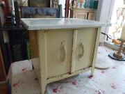 Retro Vintage Kitchen Cupboard