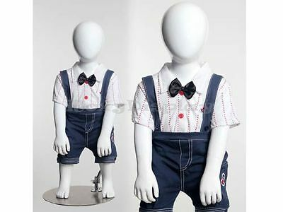 Egghead Little Child Mannequin Dress Form Display Cd1-mz