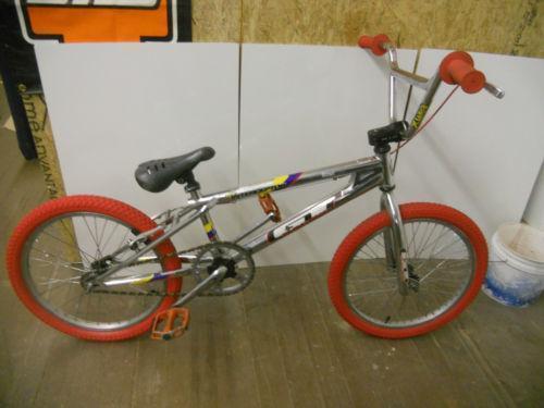 gt bmx bike cycling ebay. Black Bedroom Furniture Sets. Home Design Ideas