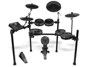 Electronic Drum Set Ebay