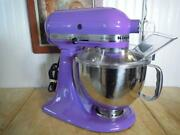 KitchenAid Purple