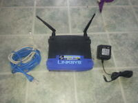 Linksys 2.4 ghz WiFi router
