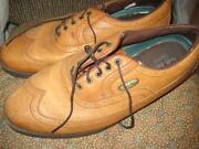 Vintage Golf Shoes