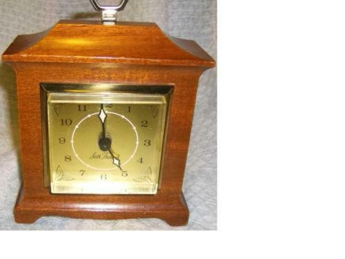 Seth Thomas Alarm Clock Ebay