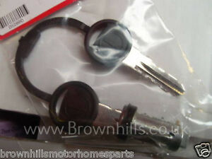 HYMER / MOTORHOME COMMON SPARE VECAM BARREL & KEYS