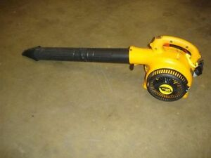 Poulan Pro leaf Blower-New condition