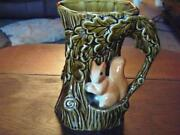 Sylvac Squirrel Jug