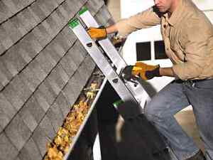 Affordable Eavestrough Cleaning by Alberta Pro Maintenance