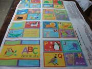 Fabric Book Panels