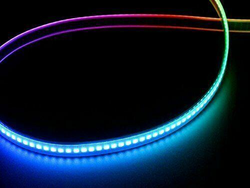 [3DMakerworld] Adafruit DotStar Digital LED Strip - Black 144 LED/m - 0.5 Meter