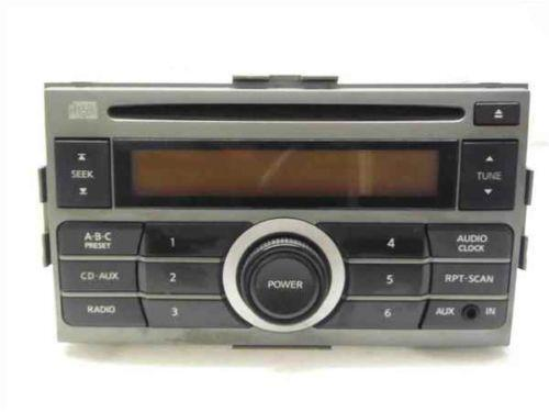Nissan Sentra Radio