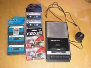 Vintage Panasonic Cassette Recorder