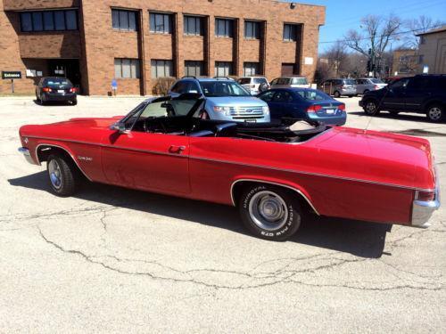 1966 Chevy Impala   eBay