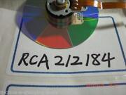 RCA Color Wheel
