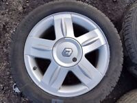 "Wanted - Clio OEM 5 spoke 15"" alloy wheel (as picture)"