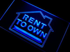 Looking for a RENT TO OWN
