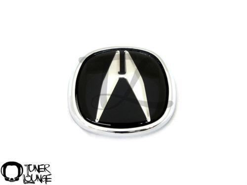 Acura TL Emblem EBay - Acura emblem black