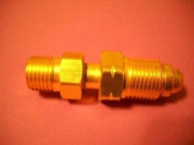 Argon Fitting Hose Adapter Fitting 14mnpt X Lh Watertig Cooler A-415