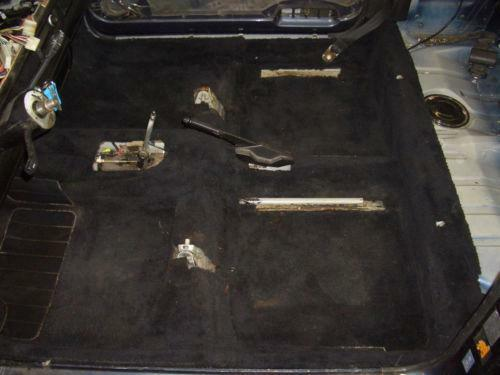 Golf 1 Teppich Auto & Motorrad Teile  eBay