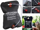Portable Camping Solar Showers