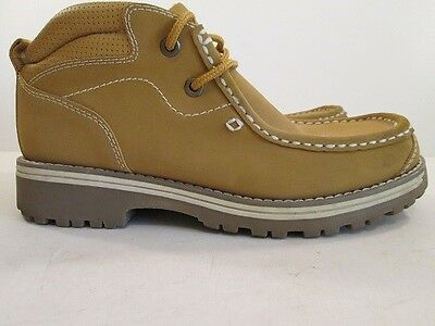 State Street Mens Tan Chukka Lace Ankle Boots Size Us 8 5