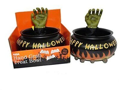 Closeout Halloween Candy Bowl ONLY - NO Guarantee - As Is - Halloween Closeout